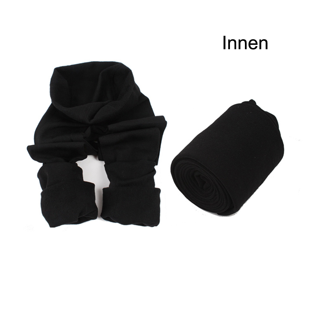 damen thermo leggings warm fleece winter blickdicht. Black Bedroom Furniture Sets. Home Design Ideas